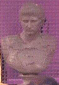 Buste d'Auguste César