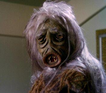 Nancy Crater (creature)