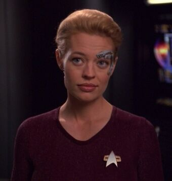 Seven Of Nine Memory Alpha Fandom