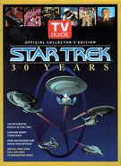 Star Trek 30 Years Canadian cover