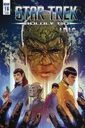Star Trek Boldly Go, issue 16