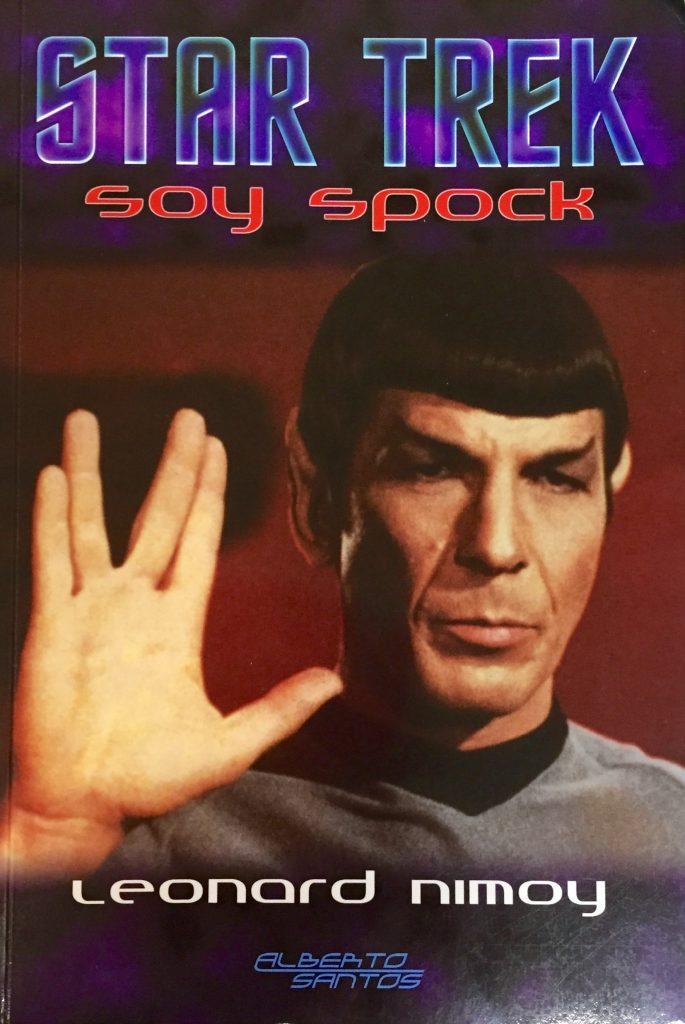 Star Trek: Soy Spock