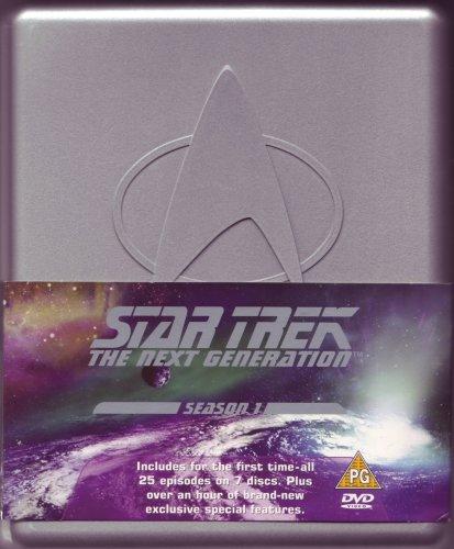 TNG DVD-Box Staffel 1