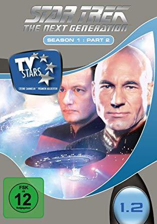 TNG DVD-Box Staffel 1.2