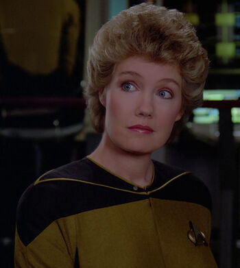...as Ensign Hildebrant