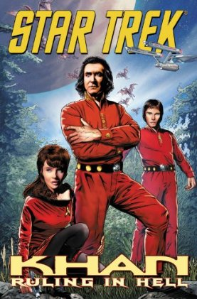 Star Trek: Khan - Ruling in Hell (omnibus)