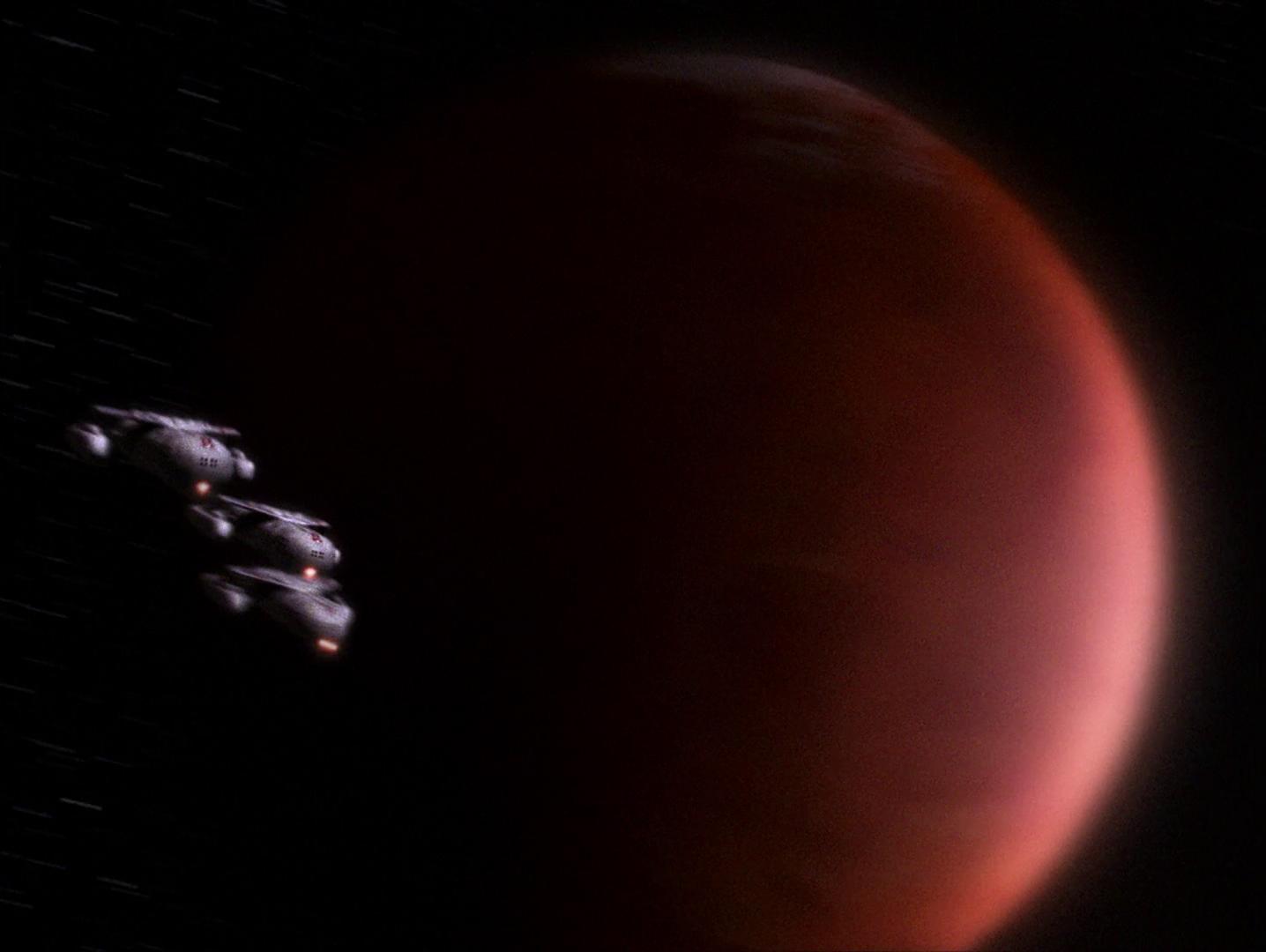 Mars Defense Perimeter