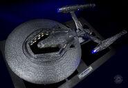 QMx Star Trek Into Darkness USS Vengeance artisan replica