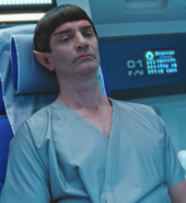 Sarek patient robe