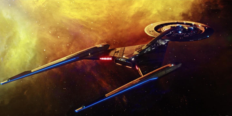 The USS <i>Discovery</i>