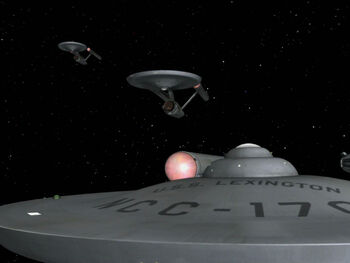 USS Lexington (NCC-1709)