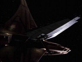 Valerian-Boslic freighter docked at DS9.jpg