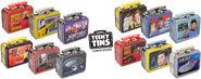 Coop Teeny Tins Star Trek lunchboxes