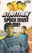 Spock Must Die! (1974 Corgi reprint)