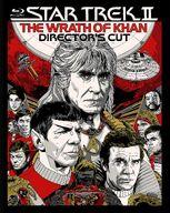 Star Trek II Director's Cut Blu-ray cover Region A