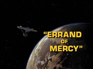 1x27 Errand of Mercy title card