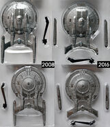 F-Toys NX-01 comparison