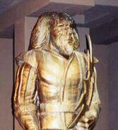 Klingon statue 1