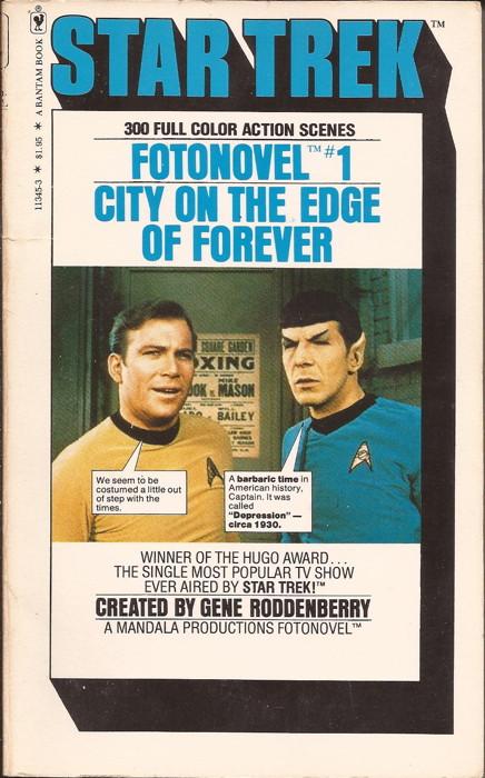 Star Trek Fotonovels