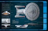 Star Trek Shipyards Starfleet Ships 2294 to the Future 2nd ed, pp. 94-95 spread