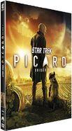 Star trek picard, DVD, 2021