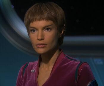 """Commander T'Pol (<!--LINK'"""" 0:0-->)"""