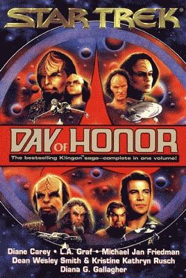 Star Trek: Day of Honor (omnibus)