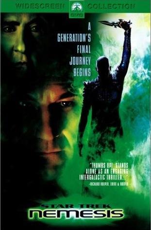Star Trek Nemesis (DVD)