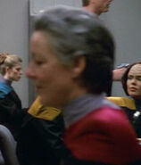 USS Voyager cmd officer 39, mess hall
