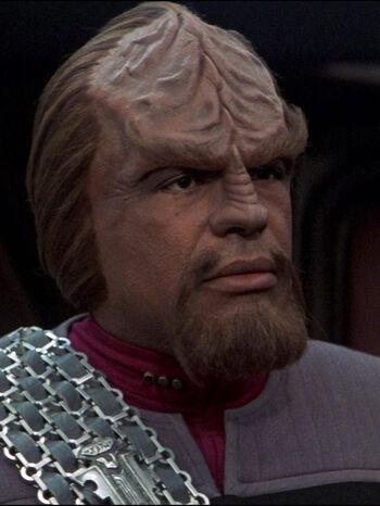 Lieutenant Commander Worf (2379)