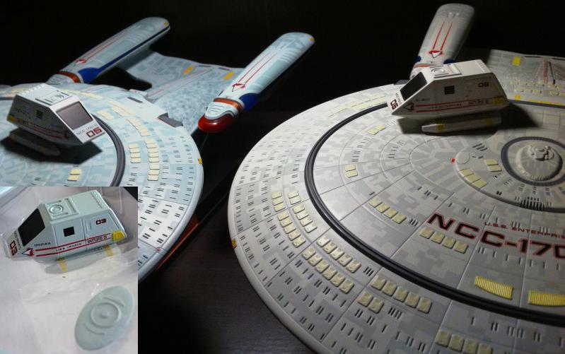 Aoshima USS Enterprise-D comparison.jpg