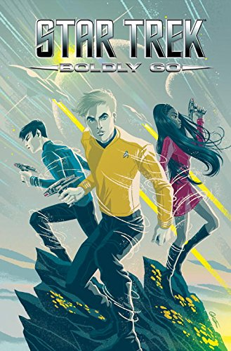 Star Trek: Boldly Go, Volume 1