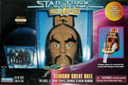 Playmates Strike Force Klingon Great Hall playset