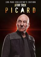 Star Trek Picard Official Collector's Edition cover