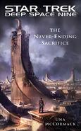 The Never Ending Sacrifice cover