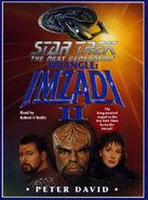 Triangle Imzadi II audiobook cover, digital edition