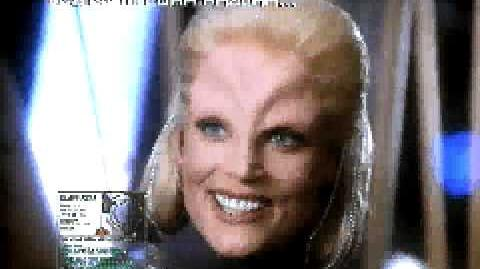 """DS9 """"Melora"""""""