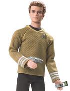 Kirk Ken doll