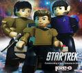 Kre-O Star Trek Kreon figures