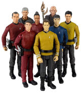 Playmates Star Trek 2009 figures