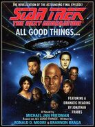 All Good Things audiobook cover, digital edition