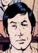 Hikaru Sulu, comic strip US