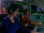 Jadzia und Bashir der Terranischen Rebellion