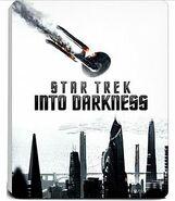 Saturn Star Trek Into Darkness Limited Steelbook Edition
