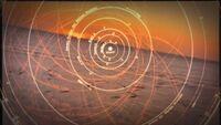 Układ Słoneczny z czołówki serialu Star Trek: Enterprise