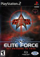 Elite Force PS2 cover