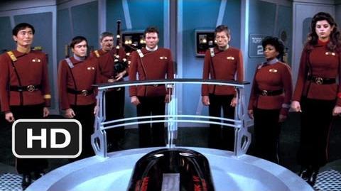 Spock's Funeral SCENE - Star Trek The Wrath of Khan MOVIE (1982) - HD