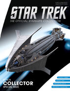 Star Trek Official Starships Collection issue SP25
