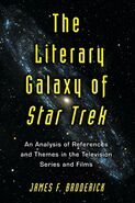 The Literary Galaxy of Star Trek cover