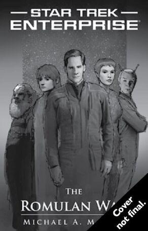 The Romulan War solicitation cover